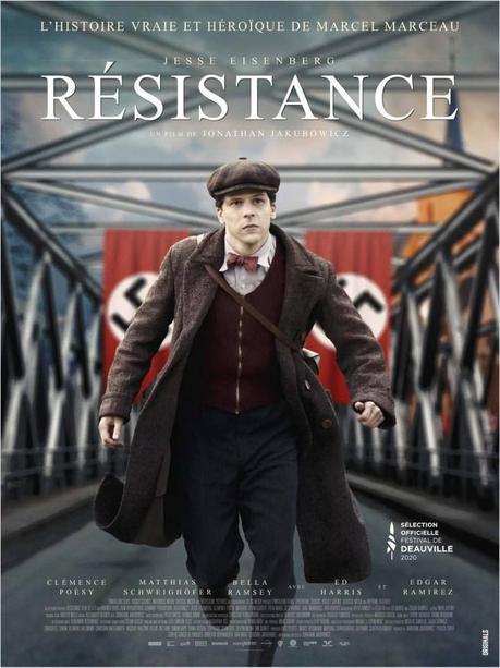 RÉSISTANCE - L'histoire vraie et héroïque du jeune Marcel Marceau pendant la résistance...