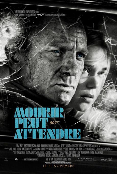 MOURIR PEUT ATTENDRE (No Time to Die) - au Cinéma le 11 Novembre 2020 - Bande Annonce