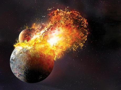Création de la Lune