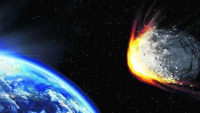 Collision planétaire