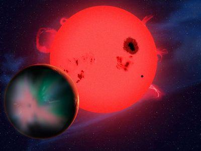 menace sur planete habitable