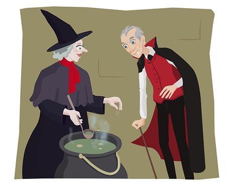Prouttt la sorcière