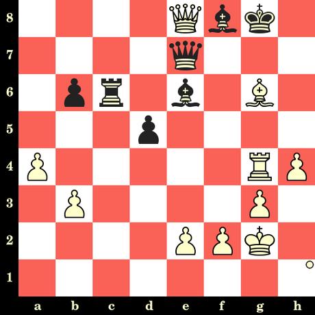 Les Blancs jouent et matent en 4 coups - Nodirbek Yakubboev vs Muhammad Khusenkhojaev, Tashkent, 2019