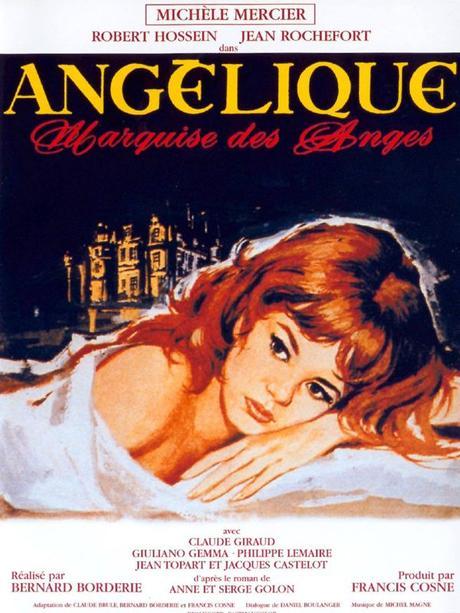 Angélique, Marquise des Anges (1964) de Bernard Borderie