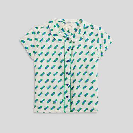 Hello Simone x Monoprix blouse