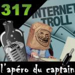 L'apéro du Captain #317 : La chasse aux troll du railroad-hole