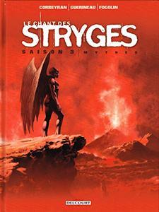 Les chant des stryges, T18 : Mythes