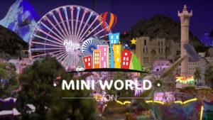 «MINI WORLD LYON» réouvre le 3 Octobre avec une nouvelle exposition !