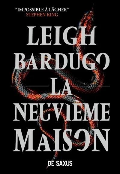 Alex Stern, Tome 1: La neuvième maison de Leigh Bardugo