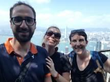 Deux ans à Hong Kong