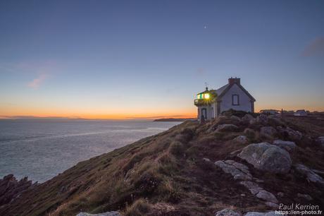 phare du Millier à Beuzec Cap-Sizun #Bretagne #Finistère