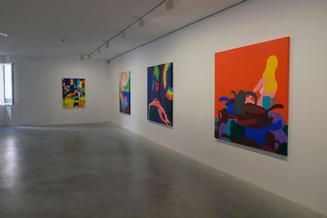 TODD JAMES – THE INTREPID @ GALERIA JAVIER LOPEZ & FER FRANCES – MADRID – OPENING