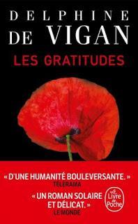 « Merci », le mot-clé du dernier roman de Delphine de Vigan