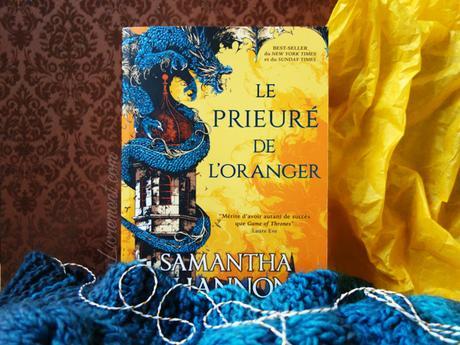 Mise en scène du roman Le Prieuré de l'Oranger de Samantha Shannon