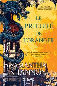 SHANNON Samantha – Le Prieuré de l'Oranger