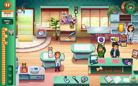 Télécharger Dr. Cares - Amy's Pet Clinic 🐈 🐕  APK MOD (Astuce) 5