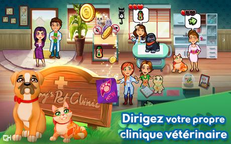 Télécharger Dr. Cares - Amy's Pet Clinic 🐈 🐕  APK MOD (Astuce) 2