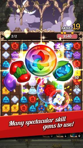 Télécharger Witch's Garden: puzzle APK MOD (Astuce) 3