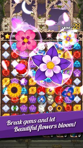 Télécharger Witch's Garden: puzzle APK MOD (Astuce) 2