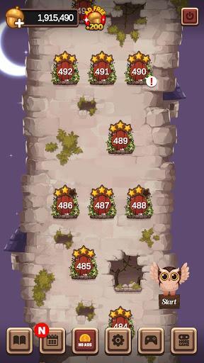 Télécharger Witch's Garden: puzzle APK MOD (Astuce) 6