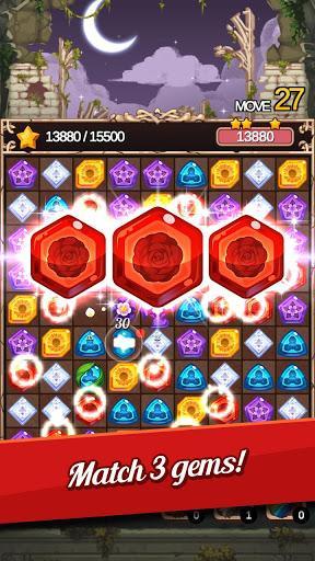 Télécharger Witch's Garden: puzzle APK MOD (Astuce) 1