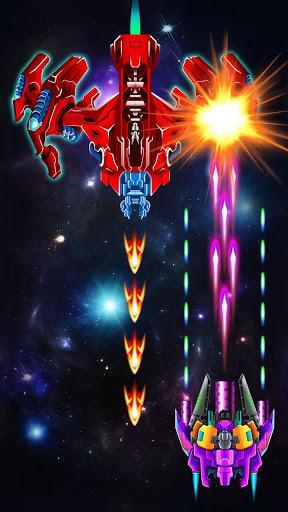 Télécharger Galaxy Attack: Alien Shooter APK MOD (Astuce) screenshots 2