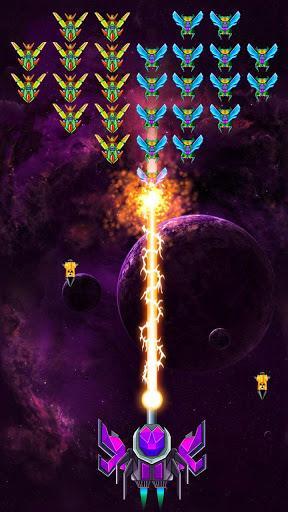 Télécharger Galaxy Attack: Alien Shooter APK MOD (Astuce) screenshots 5