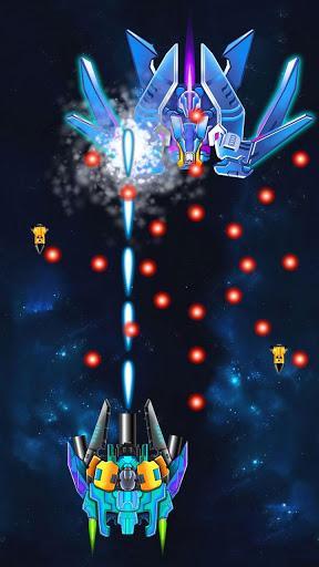 Télécharger Galaxy Attack: Alien Shooter APK MOD (Astuce) screenshots 4