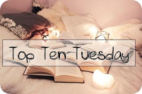 Top Ten Tuesday #104 - Les 10 romans dont l'histoire se déroule   dans le monde de l'informatique, jeux vidéos, etc...