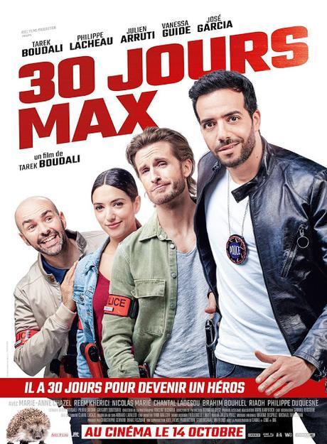 Nouvelle bande annonce pour 30 jours max de Tarek Boudali