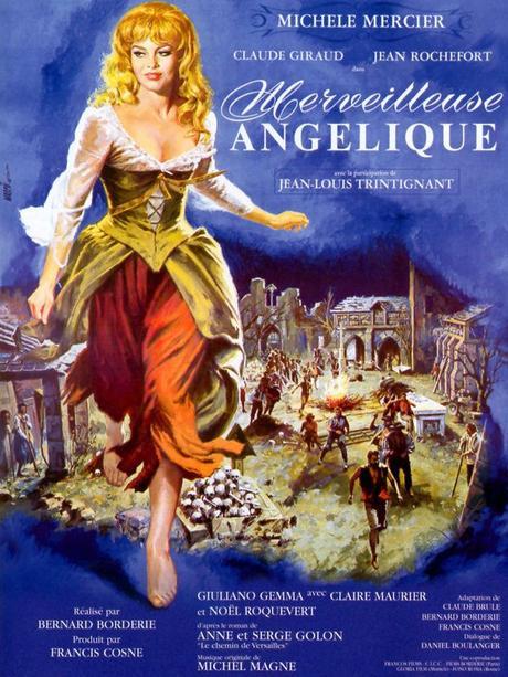 Merveilleuse Angélique (1965) de Bernard Borderie