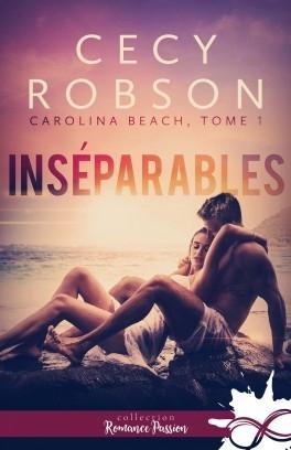 Couverture Carolina Beach, tome 1 : Inséparables