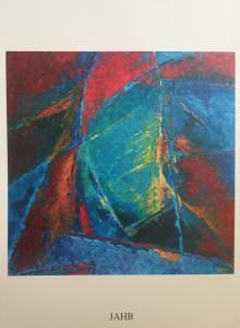 Galerie La Capitale  exposition JAHB (Jacqueline Henriot-Buchi) 28 Septembre au 17 Octobre 2020