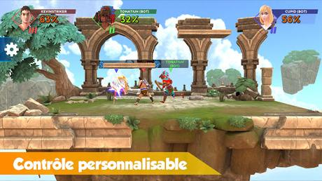 Télécharger Rumble Arena - Super Smash Legends APK MOD (Astuce) screenshots 3