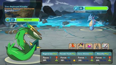 Code Triche Monster Storm Apoiion(New Ver.) APK MOD (Astuce) 4