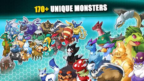 Télécharger EvoCreo - Lite: Pocket Monster & Master Trainer APK MOD (Astuce) screenshots 2