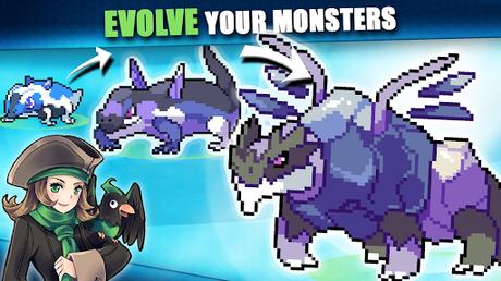 Télécharger EvoCreo - Lite: Pocket Monster & Master Trainer APK MOD (Astuce) screenshots 3
