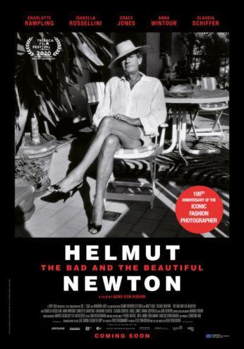 CINEMA : «Helmut Newton – The bad and the beautiful» de Gero von Boehm