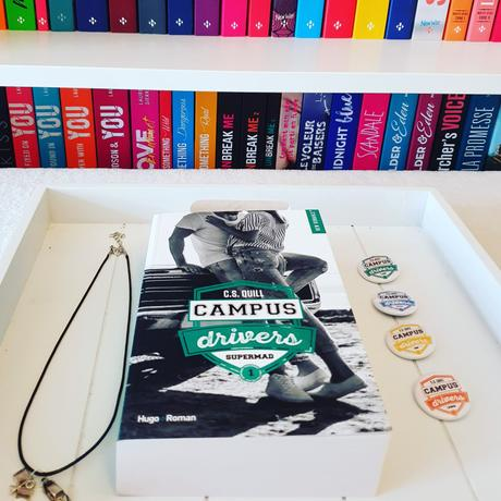 Supermad |  C. S. Quill (Campus drivers #1)