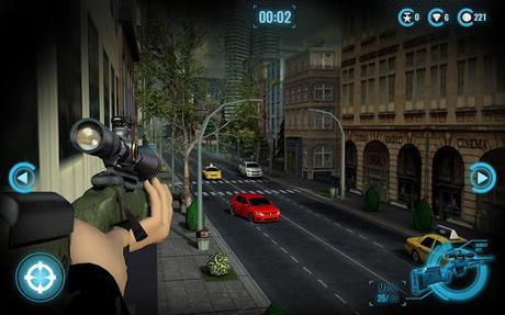 Code Triche Sniper Gun 3D - Hitman Shooter  APK MOD (Astuce) 3