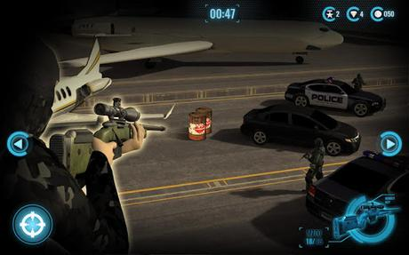 Code Triche Sniper Gun 3D - Hitman Shooter  APK MOD (Astuce) 4