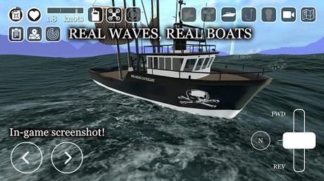 Télécharger Fishing Game 🎣 - Ship & Boat Simulator uCaptain ⛵ APK MOD (Astuce) 2