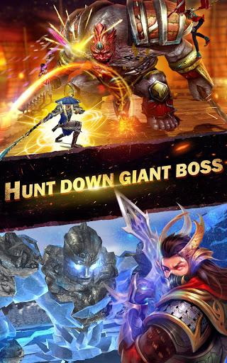 Code Triche Dynasty Legends: True Hero Rises from Chaos  APK MOD (Astuce) 3