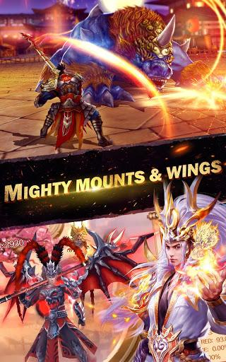 Code Triche Dynasty Legends: True Hero Rises from Chaos  APK MOD (Astuce) 5