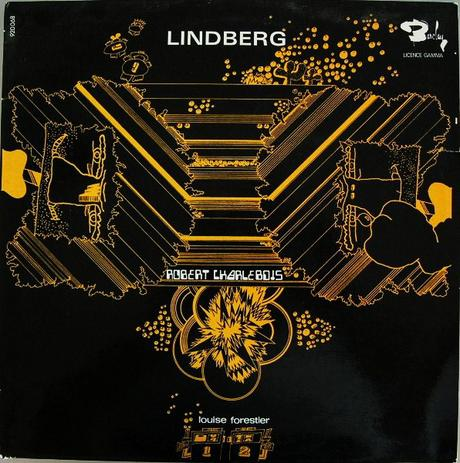 Blonde & Idiote Bassesse Inoubliable*************************Lindbergh de Robert Charlebois & Louise Forestier
