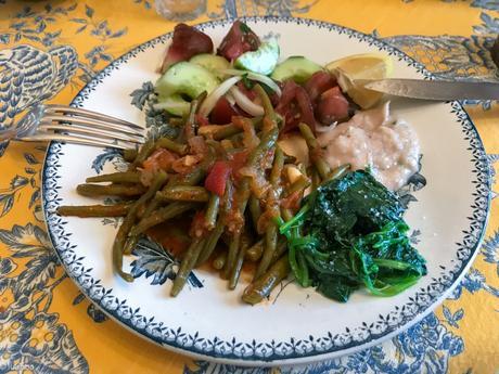 Légumes bouillis ? – Horta (verdure cuite à la grecque)