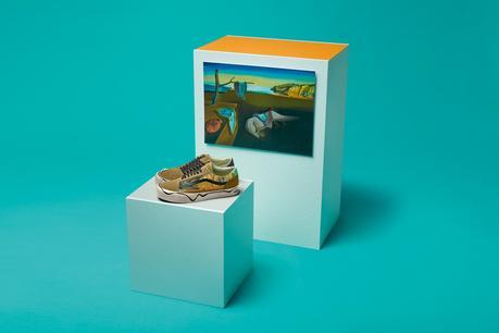 Salvador Dalí est au coeur de la nouvelle collaboration de Vans