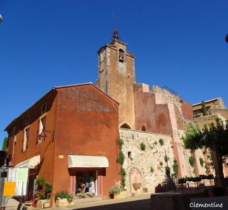 Vacances dans le Vaucluse : Roussillon (1)