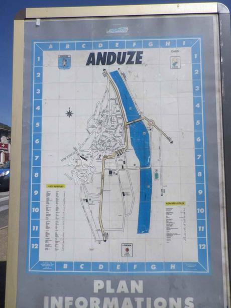 La France - Anduze - département du Gard
