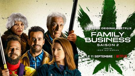 La saison 2 de Family Business débarque le 11 septembre sur Netflix ! -  NRJ.fr